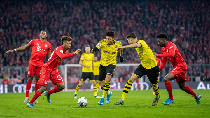 Borussia Dortmund Vs Bayern Munich Preview How To Watch On Tv Live Stream Kick Off Time Team News