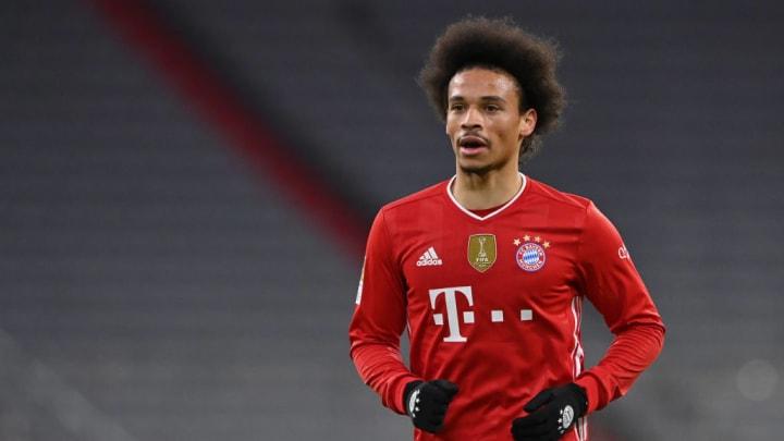 Leroy Sane, Bayern de Munique