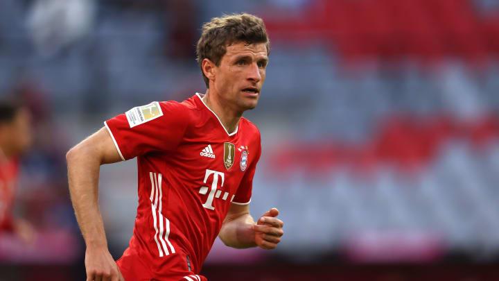 Bester Vorbereiter der Saison 2020/21: Thomas Müller