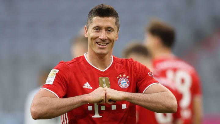 Bayern-Angreifer Robert Lewandowski (32) lässt seine Zukunft offen