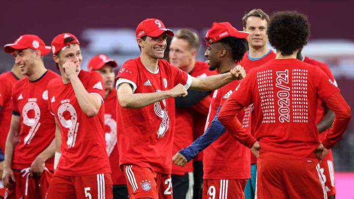 Der FC Bayern ist Meister: Die Reaktionen zum 31. Titelgewinn