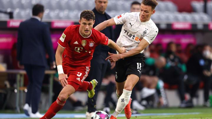 Gladbach testet gegen den FC Bayern