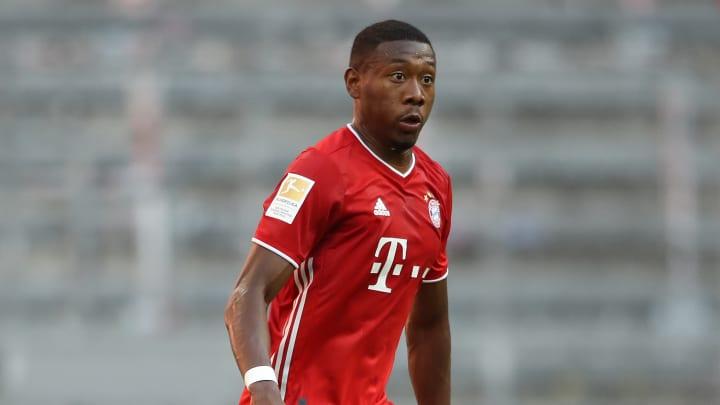 Feierte mit dem FC Bayern seine neunte Meisterschaft: David Alaba