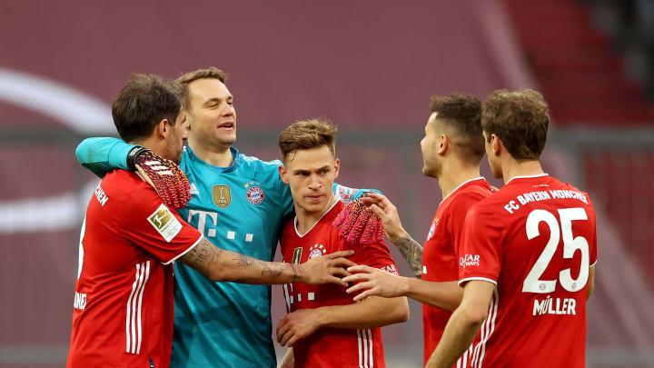 Der FC Bayern ist zum 31. Mal Deutscher Meister. Wegen dieser sechs Gründen war der Rekordmeister auch in diesem Jahr nicht zu schlagen.