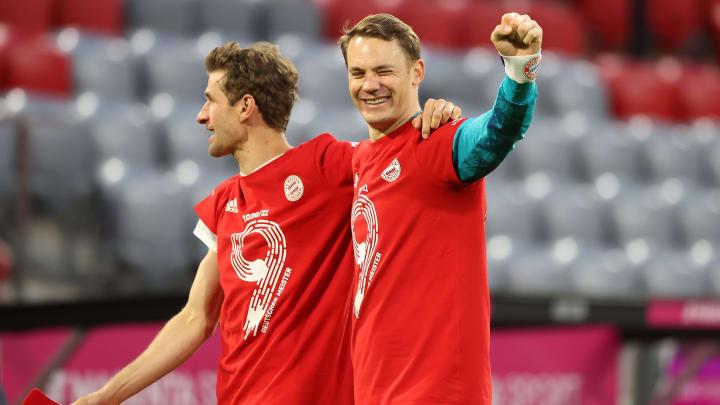 Thomas Müller und Manuel Neuer sind angeschlagen