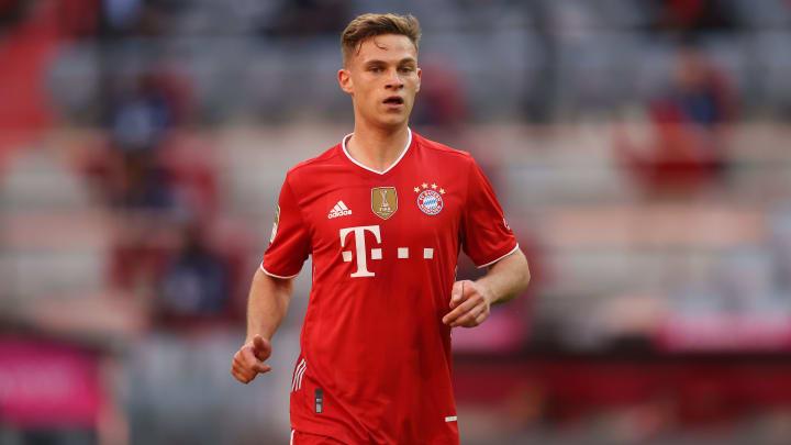 Joshua Kimmich bleibt dem FC Bayern langfristig erhalten