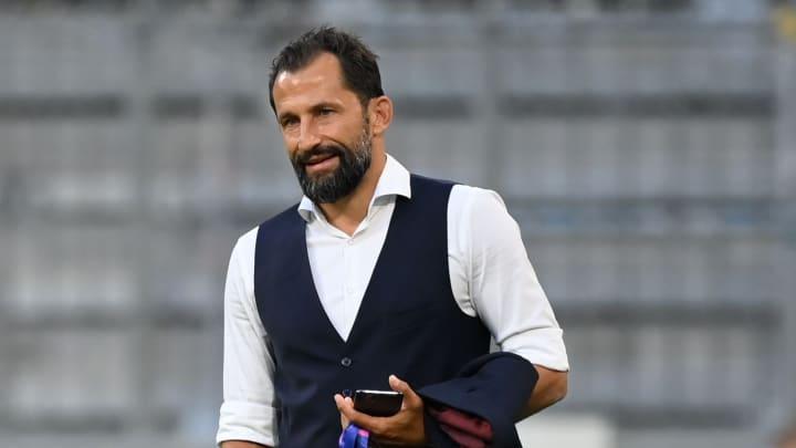 Verpflichtete zuletzt auch immer wieder Top-Talente: Sportvorstand Hasan Salihamidzic