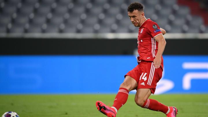 Ivan Perisic steht mit dem FC Bayern im Champions-League-Finale