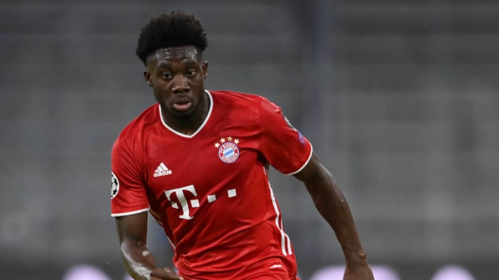 Alphonso Davies' form since Flick's arrival has been incredible