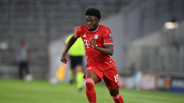 Alphonso Davies möchte mit dem FC Bayern noch viel erreichen
