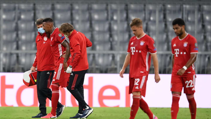 Jerome Boateng musste gegen Chelsea verletzt ausgewechselt werden