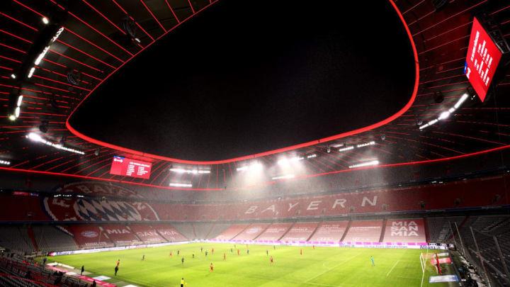 FC Bayern Muenchen v DSC Arminia Bielefeld - Bundesliga