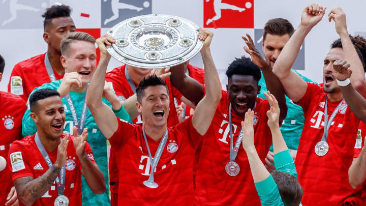 Bayern secured the 2018/19 title with a 78-point haul
