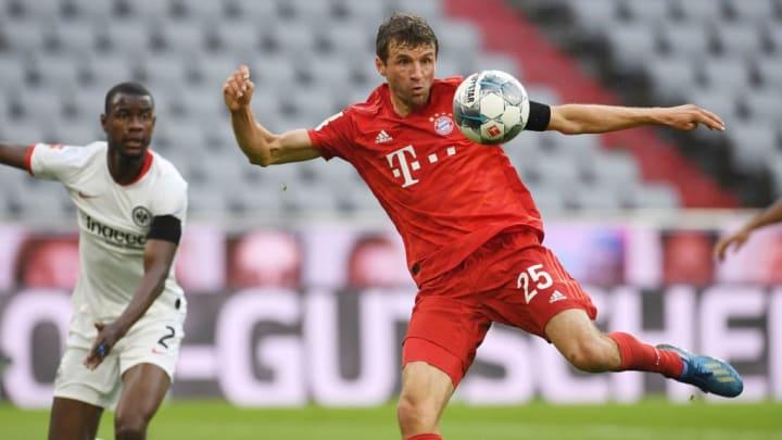 Schlussendlich wartet Eintracht Frankfurt auf den FCB