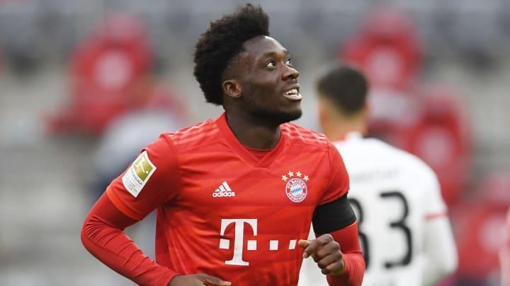 Alphonso Davies steht dem FC Bayern wieder zur Verfügung