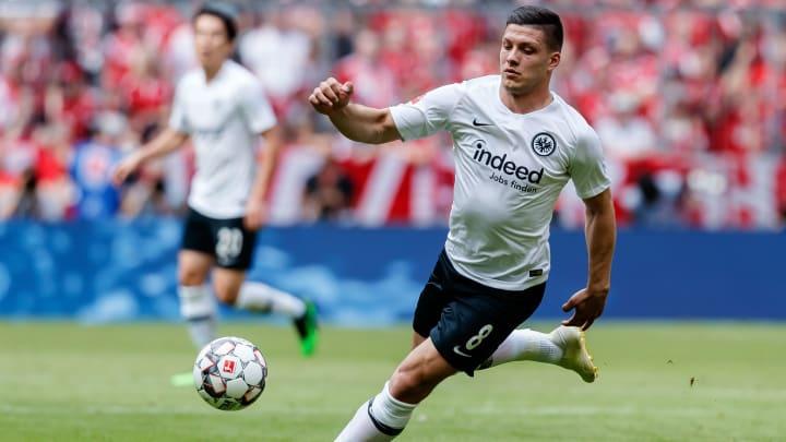 Jovic Eintracht Frankfurt