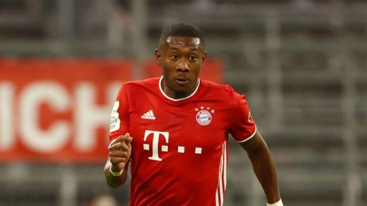 Wechselte im Sommer 2008 zum FC Bayern: David Alaba