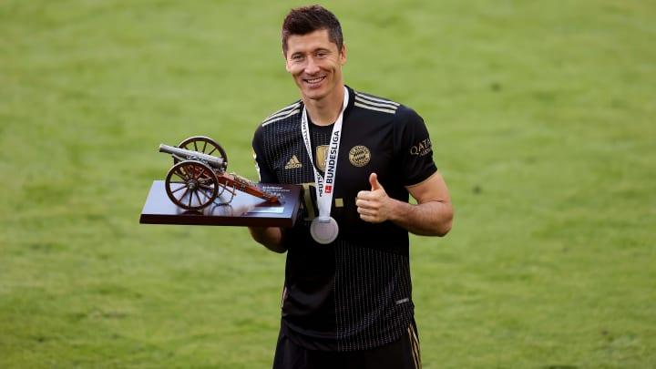 Chelsea are considering a move for Lewandowski