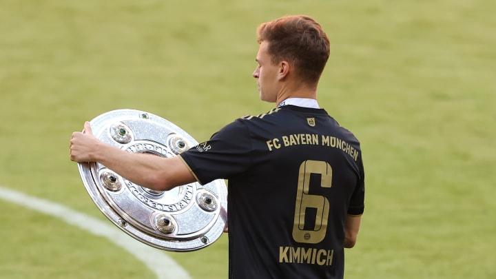Kimmich will mit dem FC Bayern weitere Titel abräumen