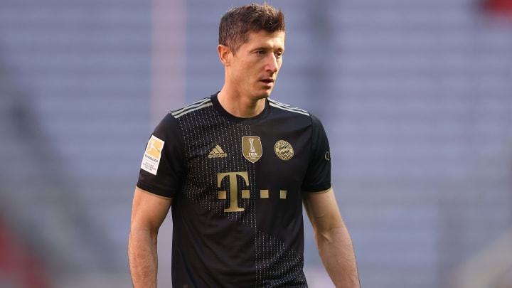 Man City are keen on Lewandowski