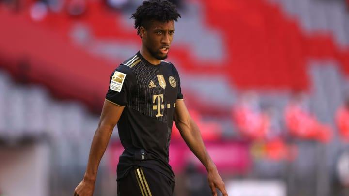 Kingsley Coman pourrait quitter la Bavière cet été.