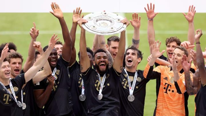 Eric Maxim Choupo-Moting bleibt den Bayern noch länger erhalten