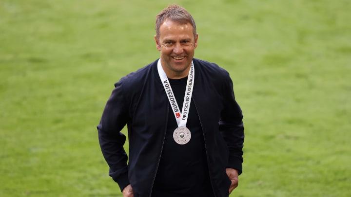 Hansi Flick steht vor einer Anstellung beim DFB. Nimmt er seine Münchner Assistenten gleich mit?