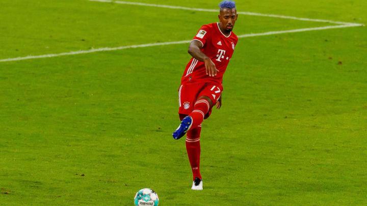 Boateng zeigte einen besonnene Auftritt