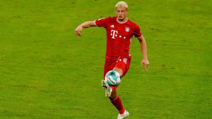 Beim FC Bayern war Mickael Cuisance nur eine Randfigur