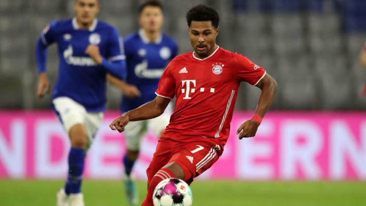 Gnabry zerlegte Schalke in seine Einzelteile