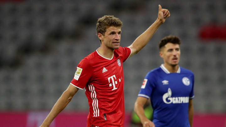 Im vergangenen Jahr eröffnete der FCB mit einem 8:0 gegen Schalke die Saison