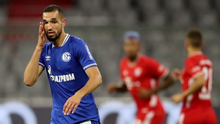 Seit November auf Schalke suspendiert: Nabil Bentaleb