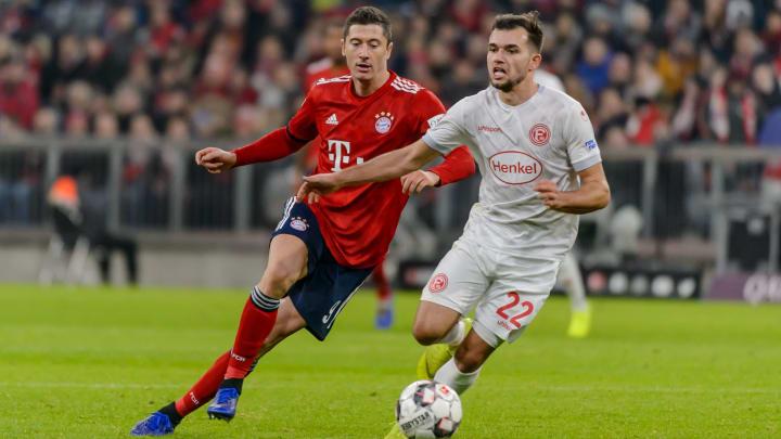 Macht der FC Bayern gegen die Fortuna den nächsten Schritt in Richtung Meisterschaft?