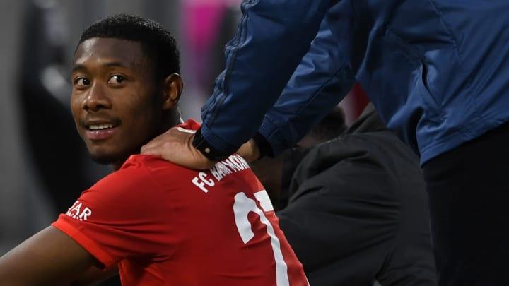 Manchester City ist offenbar weiterhin an einem Tausch zwischen Leroy Sané und David Alaba (Foto) interessiert