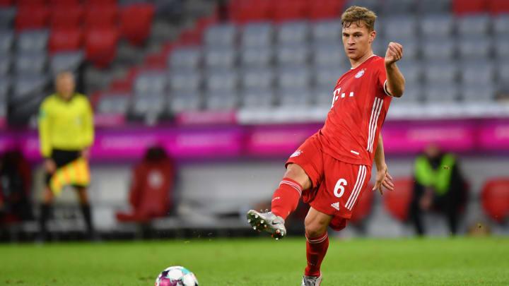Wird dem FC Bayern in Bielefeld fehlen: Joshua Kimmich