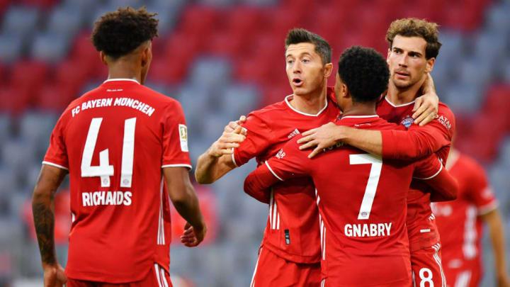 Vor dem Rückspiel gegen Hertha BSC werden Erinnerungen an das verrückte 4:3 in München wach