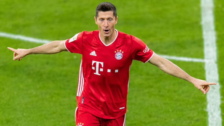 Lewandowski arbeitet schon wieder an der nächsten Bestmarke