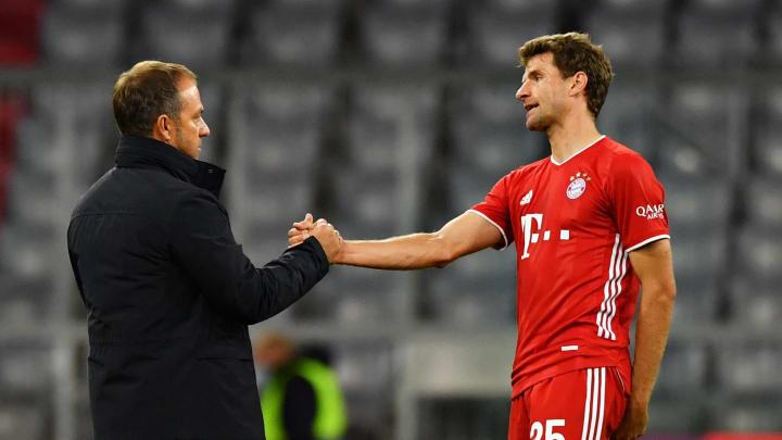 Bald arbeiten Flick und Müller im DFB-Team zusammen