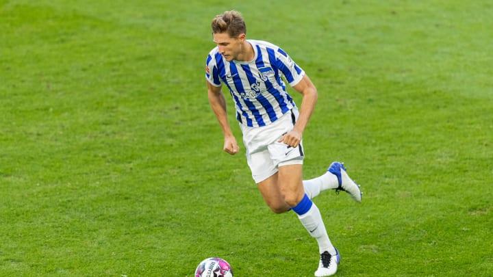 Niklas Stark soll bei Hertha BSC verlängern
