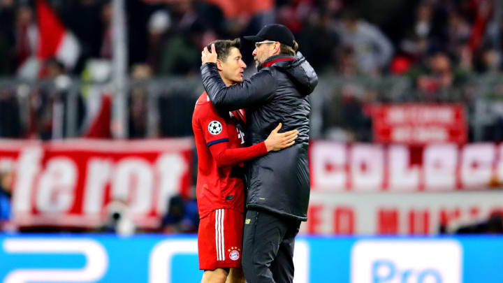 FC Bayern Muenchen v Liverpool - UEFA Champions League Round of 16: Second Leg