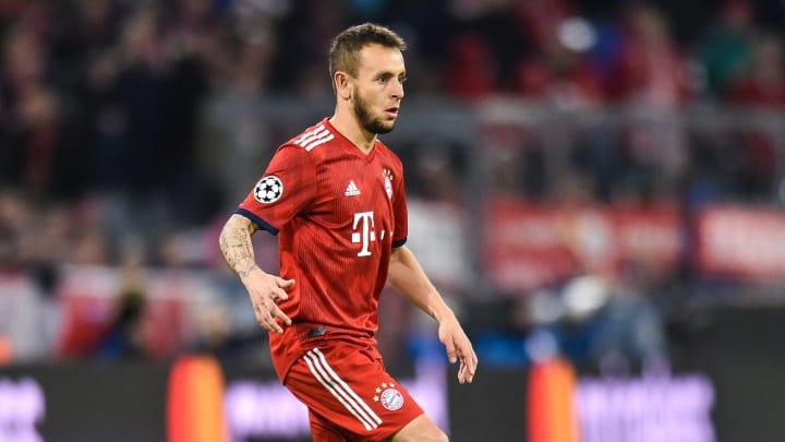 Trug acht Jahre lang das Trikot des FC Bayern München: Rafinha