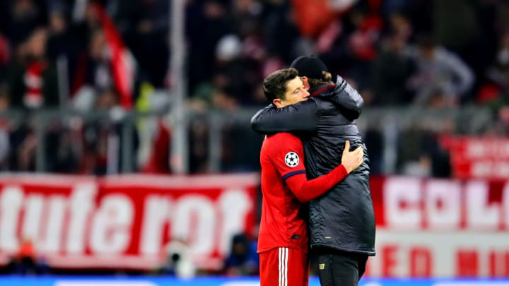 Robert Lewandowski opens up about his special relationship with Jurgen Klopp