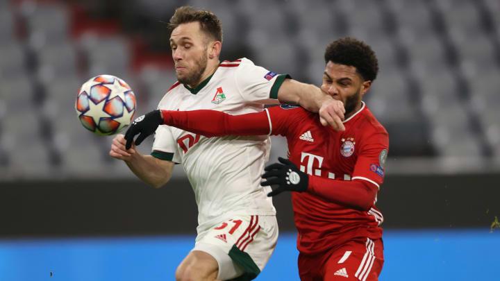 Serge Gnabry (r.) ist nur einer von fünf Spielern des FC Bayern, die sich in der Rückrunde steigern müssen