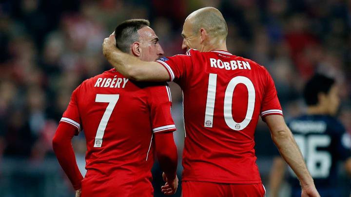 Robbery : l'une des meilleures bromance de l'histoire du football.