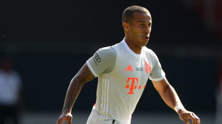 Thiago of Bayern