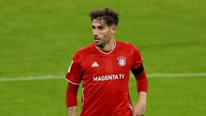 Javi Martinez is a mountain of experience