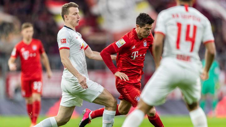 Auch an diesem Wochenende ist ein enges Duell zwischen dem FC Bayern und RB Leipzig zu erwarten