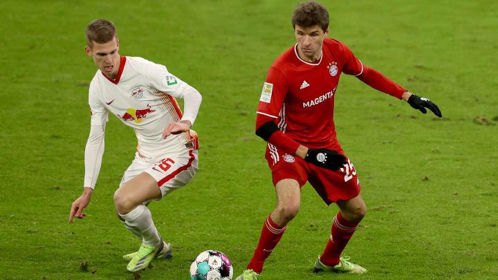 RB Leipzig trifft am nächsten Spieltag auf den FC Bayern
