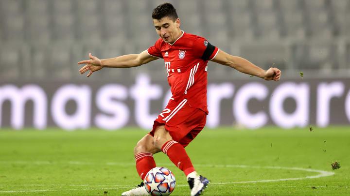 Marc Roca feierte ein ordentliches Champions-League-Debüt für den FC Bayern