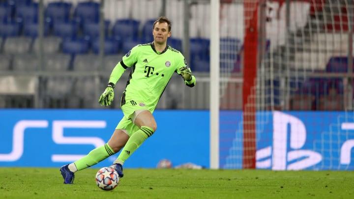 Beim FC Bayern muss Manuel Neuer die Fehler der Defensive ausbaden